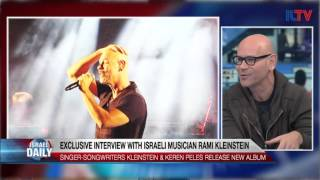 ILTV Exclusive Interview with Musician Rami Kleinstein