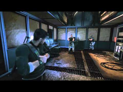 Splinter Cell Conviction Story Trailer