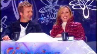 Jayne Torvill and Christopher Dean - Halo