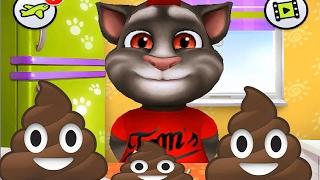 Мой говорящий том #208 Том и друзья Мой виртуальный питомец ИГРА МУЛЬТИК # Мобильные игры