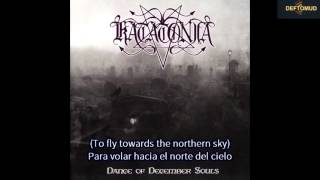 Katatonia - The Northern Silence (Subtitulos Español-Ingles)