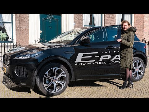 AutoZeelandtest van de Jaguar E-Pace D180 First Edition