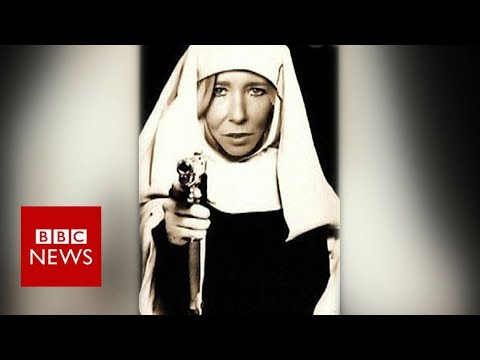 Sally Anne Jones was reportedly killed in a US strike in Syria - BBC News