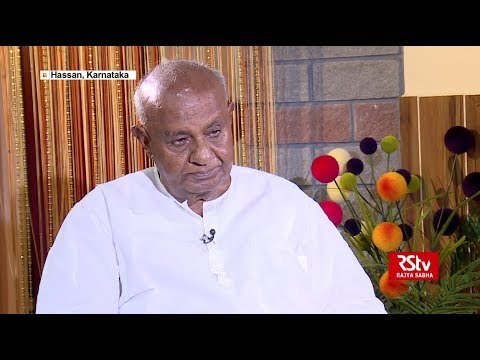 To The Point with HD Deve Gowda