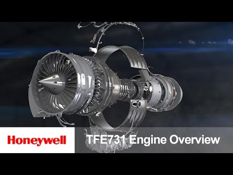 TFE731 Engine Overview | Products | Honeywell Aviation