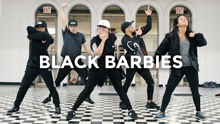 Black Barbies - Nicki Minaj (Dance Video) | @besperon Choreography SKIP ENT (FROM GUAM)