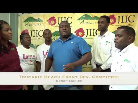 JIIC Insurance Company in Dominica Gives Back