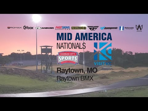 2018 USA BMX Mid America Nationals Day Two Mains