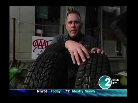 Snow Tires & Chains: What you need to know BEFORE it snows!