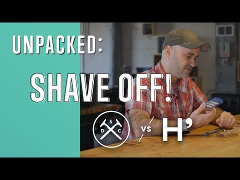 Unpacked: Shave Off! - Dollar Shave Club Vs. Harry's
