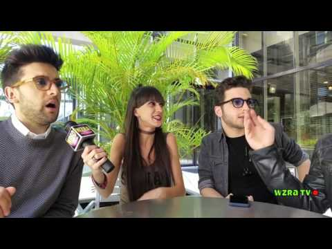 IL VOLO LIVE! Interview with Wzra Tv