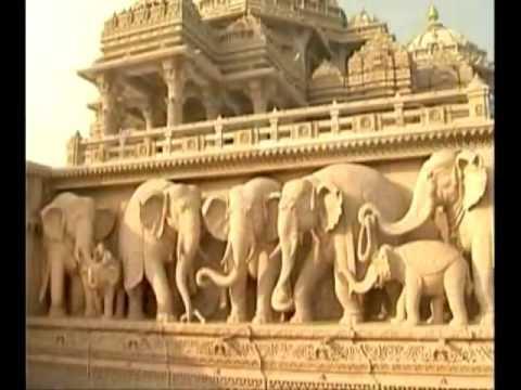 Akshardham Temple Delhi # Water SHOW # Full View