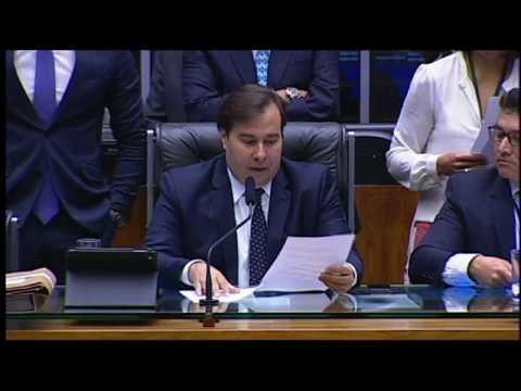 Como foi a sessão que arquivou a denúncia contra Temer | 02/08/2017