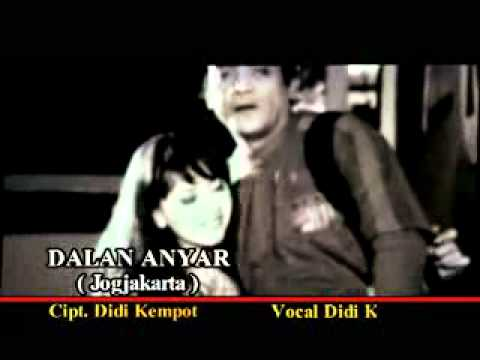 Didik Kempot - Dalan Anyar (Yogyakarta)