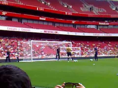 Manuel Almunia World Class Training (MUST SEE)