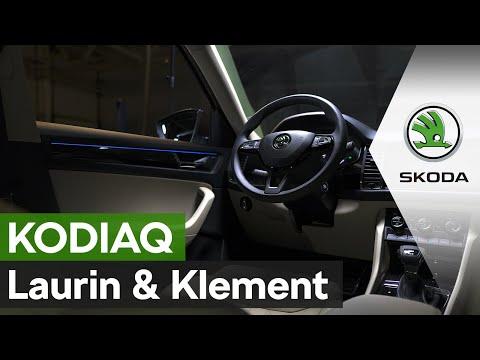 Шкода Кодиак Лаурин Клемент (Skoda Kodiaq L&K)