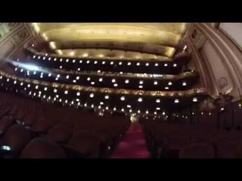 Lyric Opera Chicago Backstage Tour