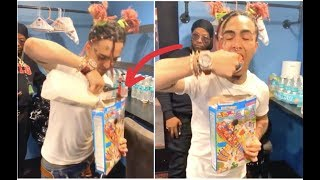 Lil Pump On How To Eat Cereal In 2019 + YNW Melly's Mom Cries After Hearing YNW Melly Faces Lethal I