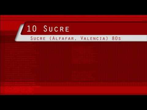 10  Discoteca Sucre (Alfafar, Valencia) 80s