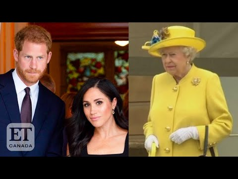 Harry and Meghan's Exit Saddens Royal Family