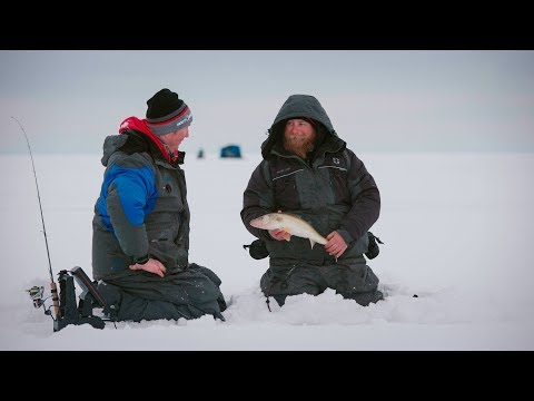 Saginaw Bay Walleyes - In-Depth Outdoors Season 12, Episode 11