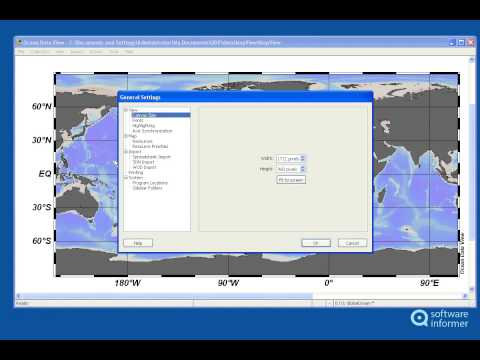 How to use Ocean Data View