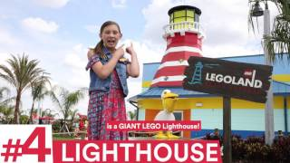 LEGOLAND Beach Retreat Top 5: Lighthouse