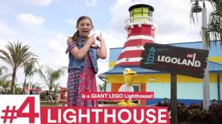 LEGOLAND Beach Retreat Top 5: Lighthouse