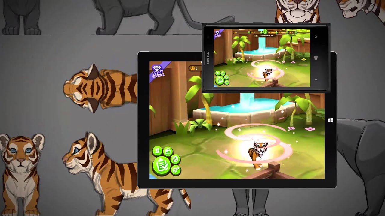 Zoo Tycoon Friends Game Now Available For Download From