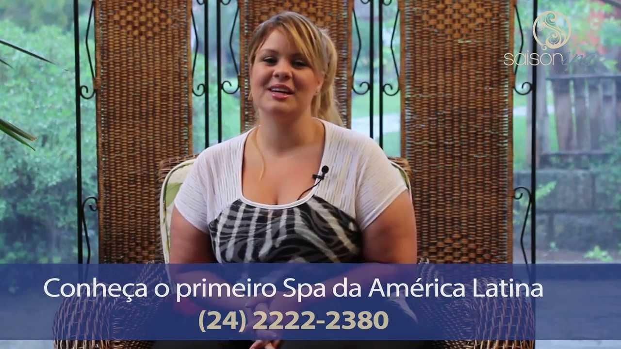 Amanda Santana Bbw saison spa - depoimento de amanda santana