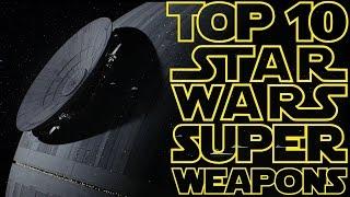 Star Wars Top 10: Superweapons