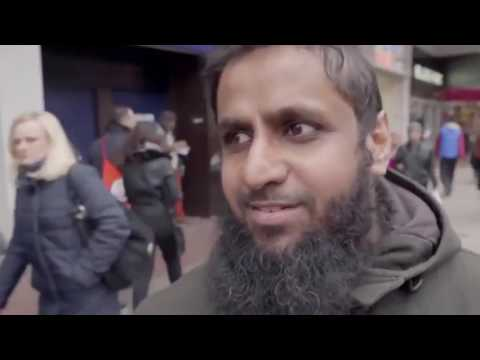 Islamist Recruiters on the Streets of London