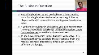 High and Higher: The Money in Marijuana