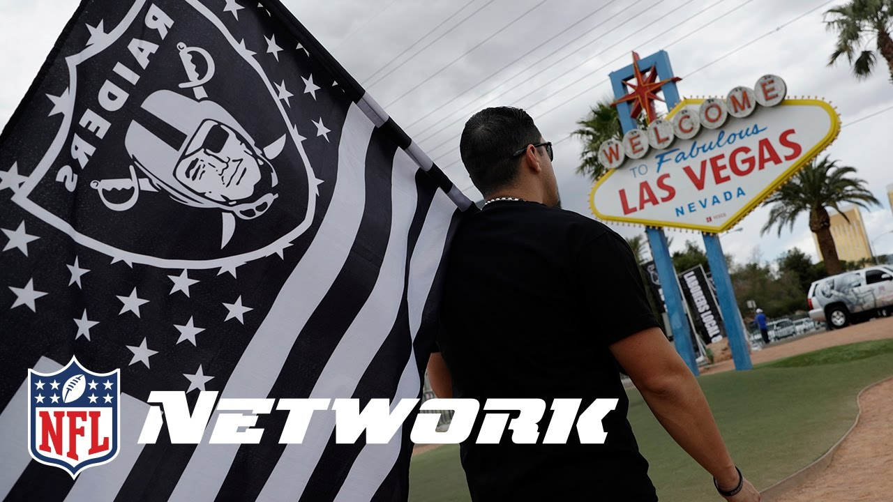 Raiders officially leave Oakland for Las Vegas
