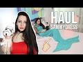 Haul Sammydress - Manta sirena y cosas de Star Wars + REGALOS Y CARTAS