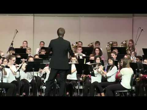 The Polar Express (arr. Paul Lavender) - Franklin Regional Middle School Band