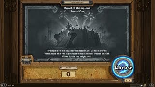 Hearthstone Brawl - Brawl of Champions