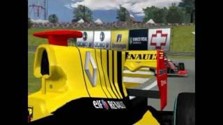 F1MG FERRARI RENAULT MCLAREN MERCEDES REDBULL TOROROSSO F1 2010 RFACTOR MOD.mpg