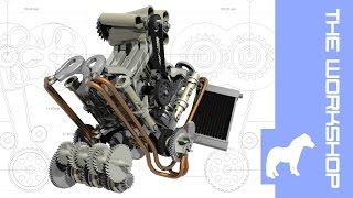 Video 1 stroke engine (2001 design) download MP3, 3GP, MP4, WEBM, AVI, FLV Oktober 2018