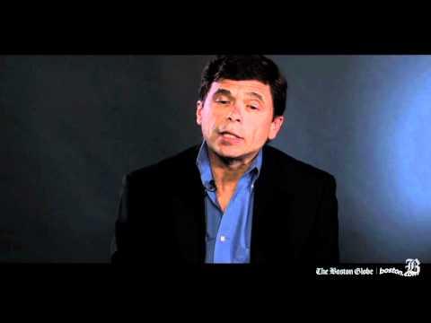 The Boston Globe Journalist Series: Michael Rezendes