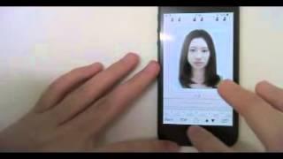 「髪コレ」フル動画