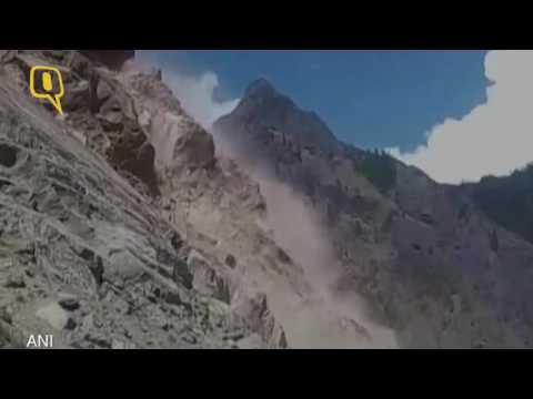 More Than 15K Tourists Stranded After Uttarakhand Landslide