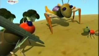BabyTV - Vegibugs - Cricket