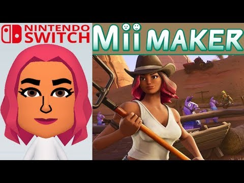 Full Download] Mii Maker How To Create Galaxy Skin From Fortnite