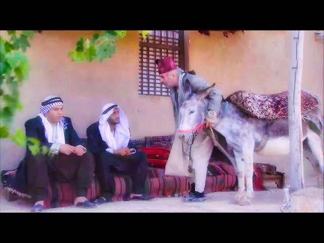 ابو نجيب راح على الضيع تجوز منها وجاب العروس معو علحاره وعلق الضيعة ببعضها - زمن البرغوث