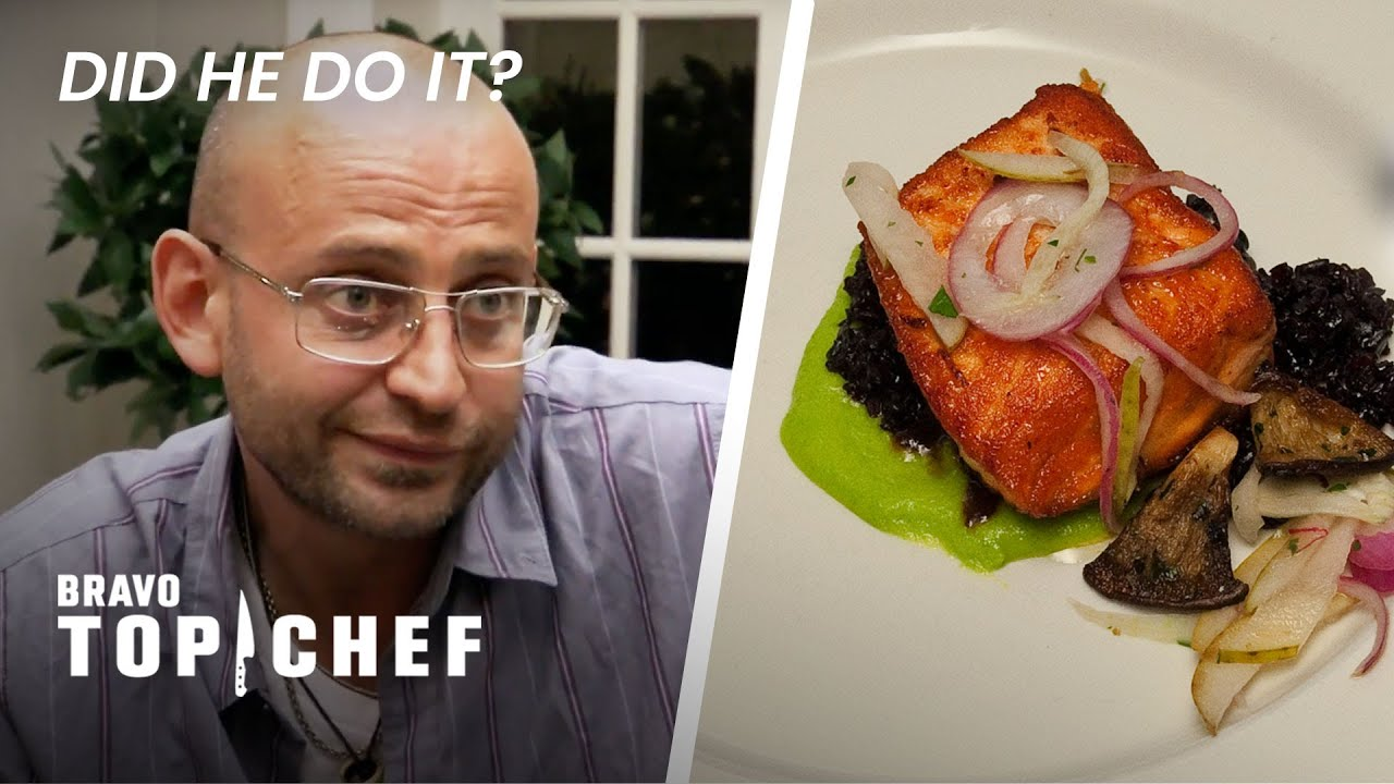 Download Who Stole The Pea Purée? | Top Chef: D.C.