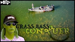 12 Tips to Master Bass Fishing Grass with Seth Feider