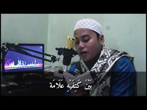 Wahdi Rahman   Qosidah Baina Katifaihi Alamah
