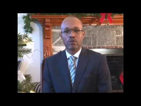 Opposition Leader Marc Bean's Christmas Message, December 2014