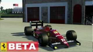 Test Drive: Ferrari Racing Legends - XBox 360 - Inside Sim Racing Preview